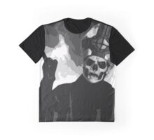 Papa Emeritus II - Black & White Graphic T-Shirt