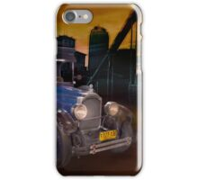 """1925 Packard Paddy Wagon - """"Say What?"""" iPhone Case/Skin"""