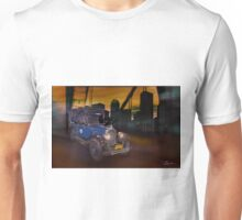 """1925 Packard Paddy Wagon - """"Say What?"""" Unisex T-Shirt"""