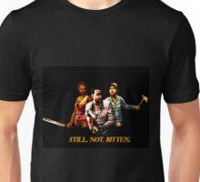 Still Not Bitten (Telltale's The Walking Dead Protagonists) Unisex T-Shirt