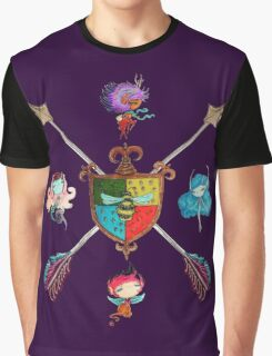 the four beasts of the further Graphic T-Shirt