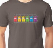 Reading Rainbow in Harmony Unisex T-Shirt
