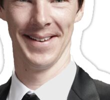 Cumberbatch Sticker