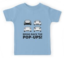 Bring back the pop-ups! Kids Tee