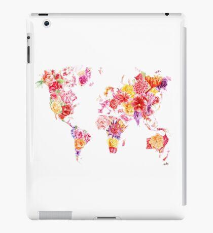 Flowery World iPad Case/Skin