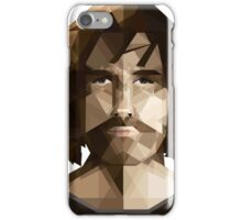 Dastan in triangles iPhone Case/Skin