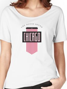 The House Sound of Chicago Women's Relaxed Fit T-Shirt