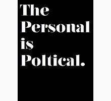 The Personal is Political Stencil Unisex T-Shirt