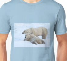 Polar Bear Mates Unisex T-Shirt