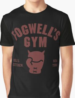 Fogwell's Gym (black/small) Graphic T-Shirt