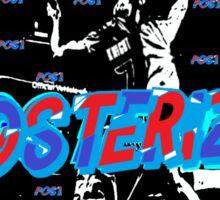 POSTERTIZE BASKETBALL Sticker