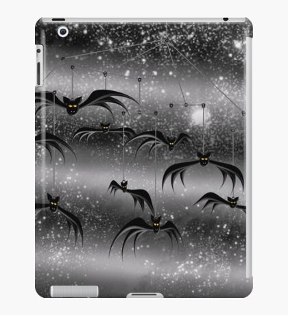 The Bat Mobile iPad Case/Skin