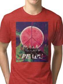 Peace - Delicious Tri-blend T-Shirt