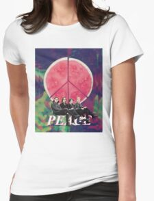 Peace - Delicious Womens Fitted T-Shirt