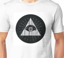 EYE DONT KNOW Unisex T-Shirt