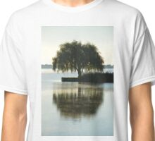 Salix Babylonica - Weeping Willow | Water Mill, New York Classic T-Shirt
