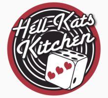 Hell Kats kitchen Rockabilly awesomeness One Piece - Short Sleeve