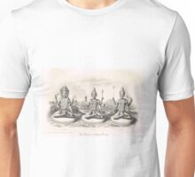 The Trimurti or Hindu Trinity 3 forms Unisex T-Shirt
