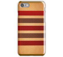 line texture iPhone Case/Skin