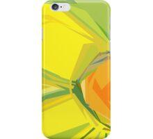 Daffodil Spring iPhone Case/Skin