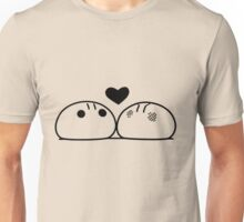 Clannad - Dango daikazoku Love Anime Unisex T-Shirt
