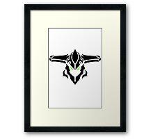 Warframe Loki Framed Print