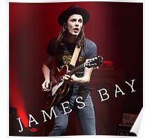 james bay live  Poster