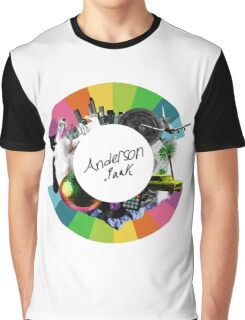Anderson .Paak Collage Design Graphic T-Shirt