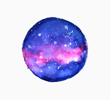 watercolor galaxy Unisex T-Shirt