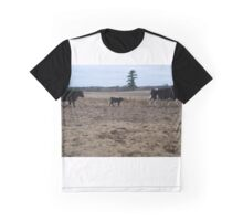 Calf in the Lead Graphic T-Shirt