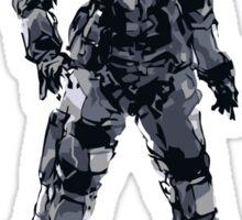 Metal Gear Solid - Solid Snake Sticker