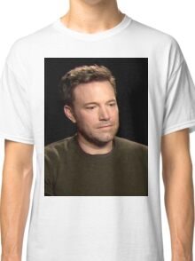 Sad Affleck Classic T-Shirt