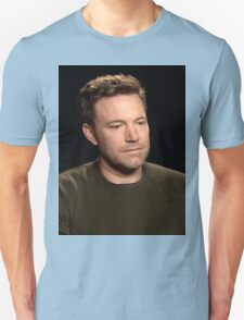 Sad Affleck Unisex T-Shirt