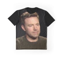 Sad Affleck Graphic T-Shirt