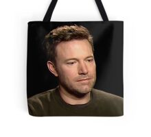 Sad Affleck Tote Bag