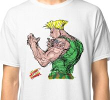 Streetfighter 2 Guile Classic T-Shirt