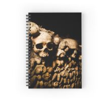 Catacombs Spiral Notebook