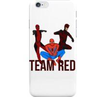 Team Red iPhone Case/Skin
