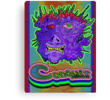Mutant Canvas Print