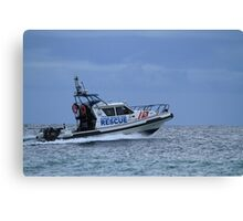 Marine Rescue New South Wales Canvas Print