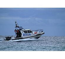 Marine Rescue New South Wales Photographic Print