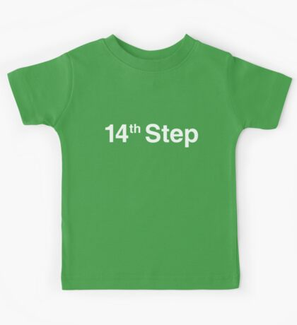 14th Step (DS) Kids Tee