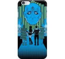 Watchmen Of Oz iPhone Case/Skin