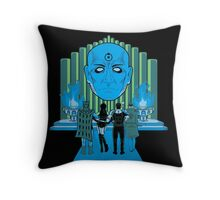 Watchmen Of Oz Throw Pillow