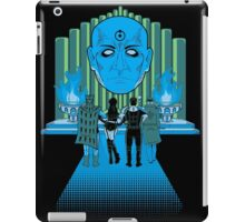 Watchmen Of Oz iPad Case/Skin
