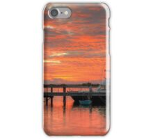American River Sunrise iPhone Case/Skin