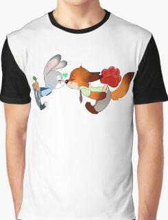zootopia nuzzles Graphic T-Shirt
