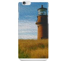 Gay Head Lighthouse iPhone Case/Skin