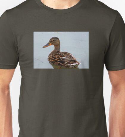 Lovely Female Mallard Duck Unisex T-Shirt