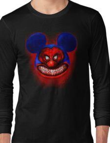 Badass Mouse Long Sleeve T-Shirt
